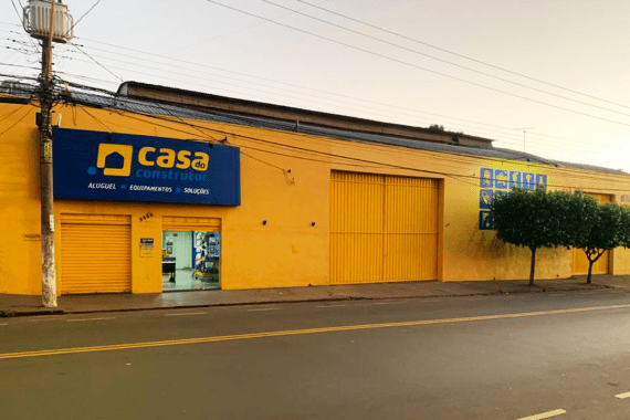 Casa do Construtor Araçatuba