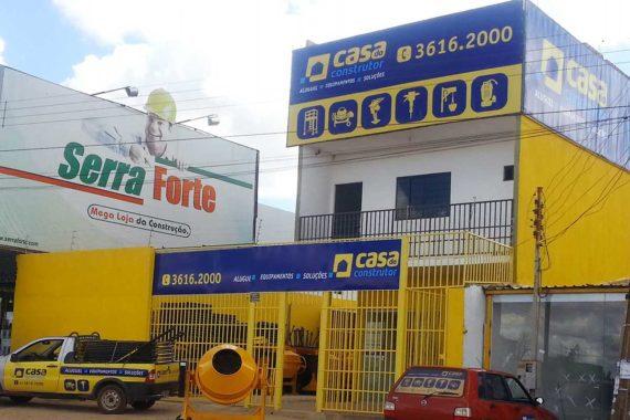 Casa do Construtor Águas Lindas de Goiás