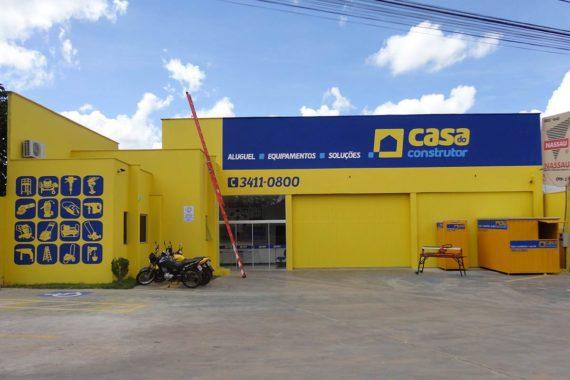 Casa do Construtor Araguaína