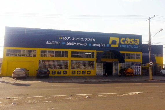 Casa do Construtor Campo Grande 1