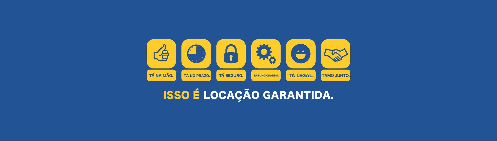 Banner Locação Garantida
