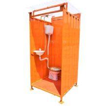 Banheiro container