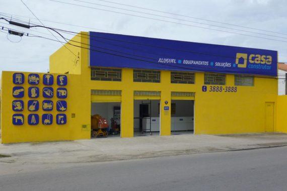 Casa do Construtor Caraguatatuba