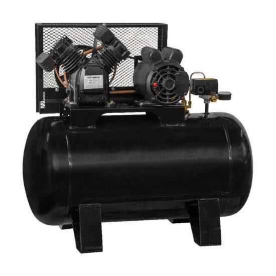 Compressor com reservatório