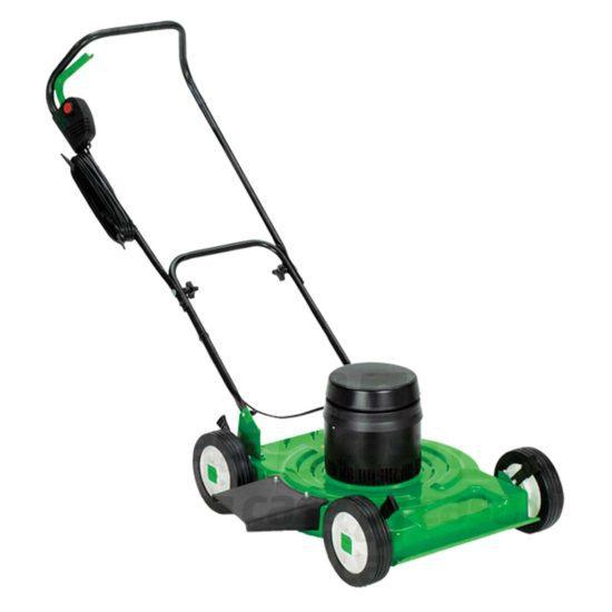 Cortadora de grama elétrica