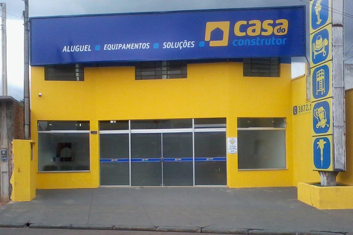 Cosmópolis-SP - Casa do Construtor 539137b651