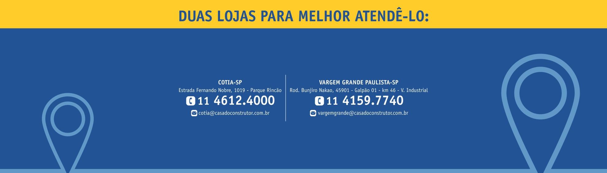Cotia e Vargem Grande Paulista