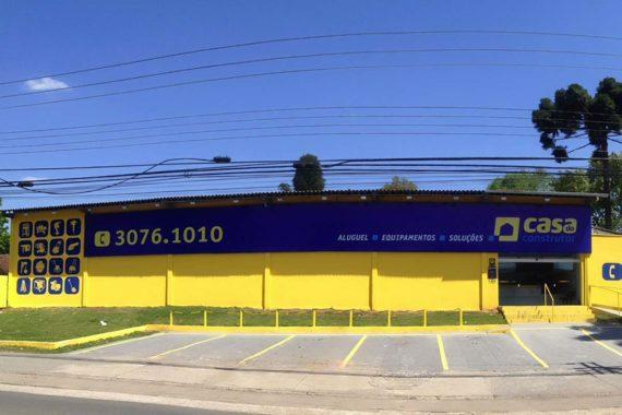 Casa do Construtor Curitiba 1