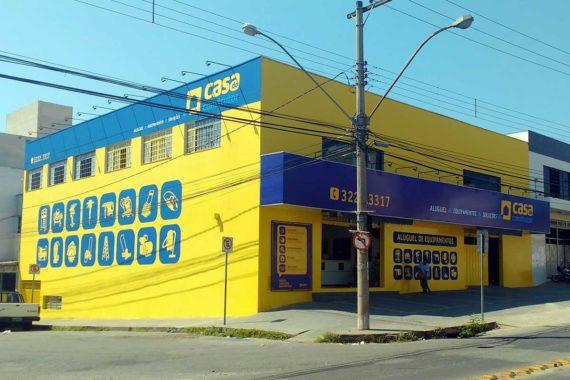 Casa do Construtor Divinópolis