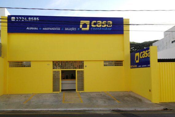 Casa do Construtor Franca