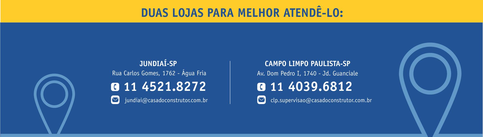 Casa do Construtor Campo Limpo Paulista