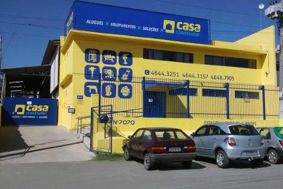 Casa do Construtor Itaquaquecetuba