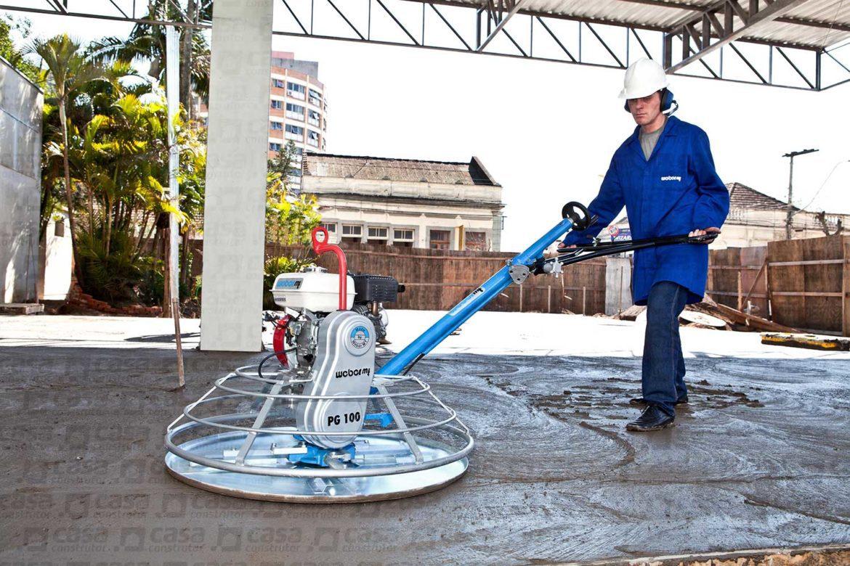 Safety acabadora de piso