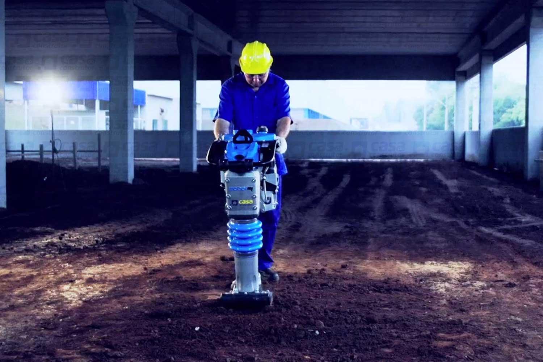 Safety compactador de solo