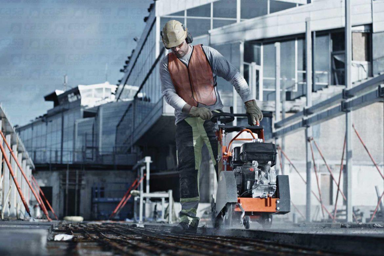 Safety cortadora de piso