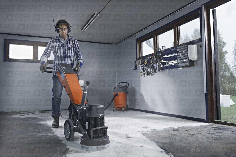 Safety politriz para concreto