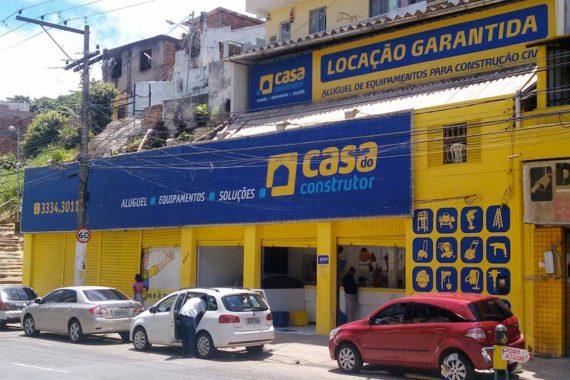 95a87b55a3a2c Salvador-BA - Casa do Construtor