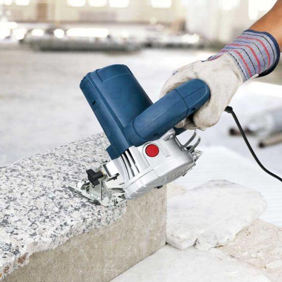 Serra mármore aplicação
