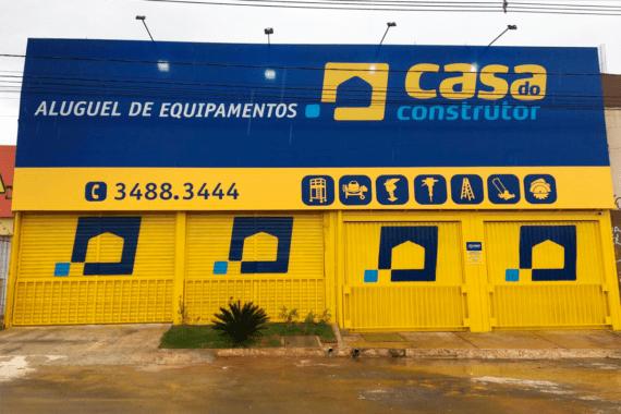 Casa do Construtor Brasília Paranoá
