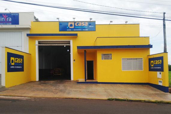Casa do Construtor Bariri