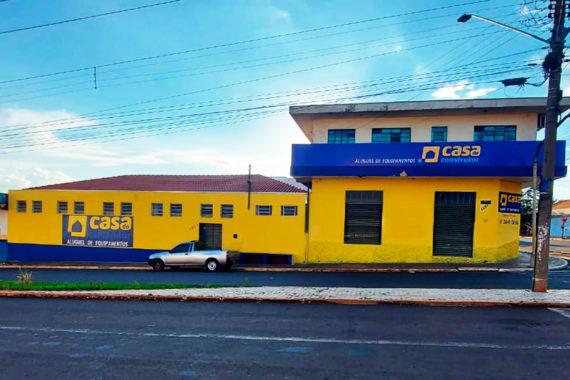 Casa do Construtor Barra Bonita
