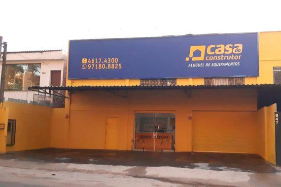 Casa do Construtor Cotia Granja Viana