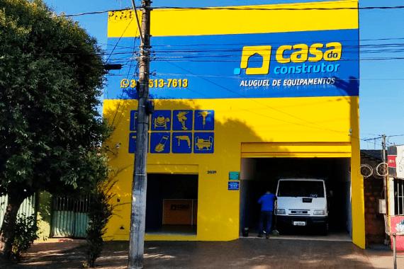 Casa do Construtor Araguari
