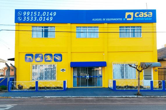 Casa do Construtor Videira